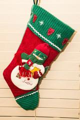 Christmas Stocking Hanging