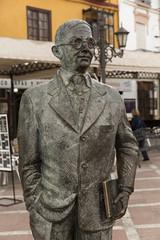 Escultura a Blas Infante en Ronda.