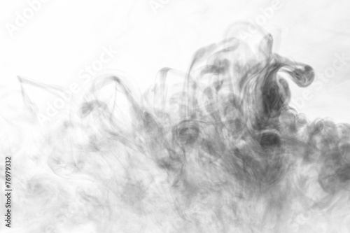 Abstract smoke moves - 76979332
