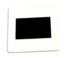 diapositive, fond noir pour photos