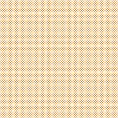 Orange Small Polka Dot Pattern Repeat Background