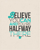 Cytat - Believe You can...