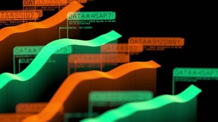 Graphiques abstraits 2