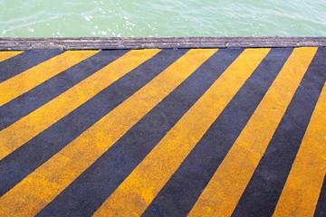 Pier dock