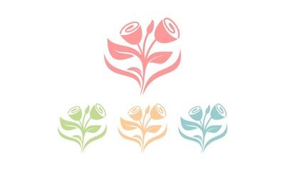 Flower Leaf Logo