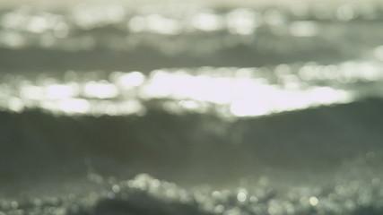 Refreshing Unpolluted Ocean Waves