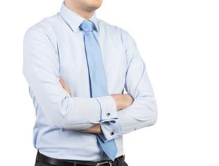 Businessman in shirt