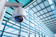 Security Camera, CCTV on location, airport - 76993374