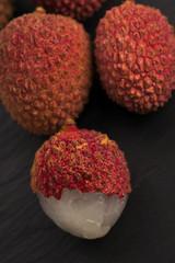 Fresh lychee