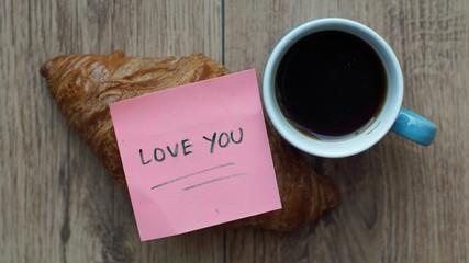 Love you written