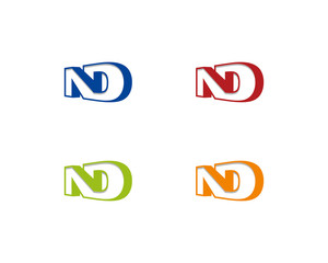 Abstract ND Logo 1