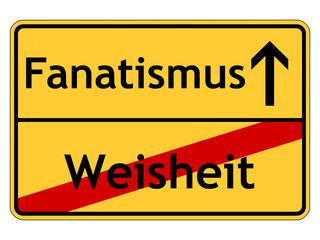 Fanatismus