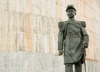 Statue near Big Buddha monument, Phuket, Thailand