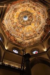 Toscana,Firenze,il Battistero,la cupola.