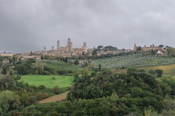 San Giminiano panorama 4