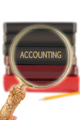 Looking in on education -  Accounting