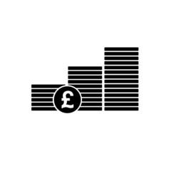 money finance sign vector