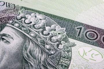 Banknote 100 PLN - Polish Zloty