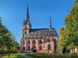 Leinwanddruck Bild - Katholische Pfarrkirche St. Valentinus (Kiedrich)