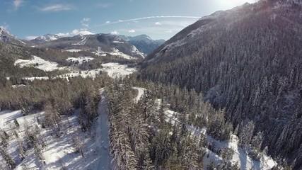 Valmalenco - Località Carotte - winter - Part 4