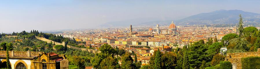 Florence Tuscany panorama