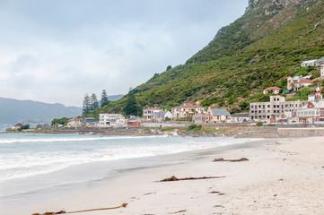Beach at Muizenberg