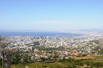 Atlantik - Kapstadt - Südafrika