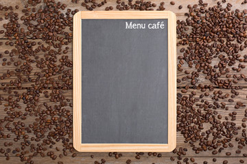 Menu caffé