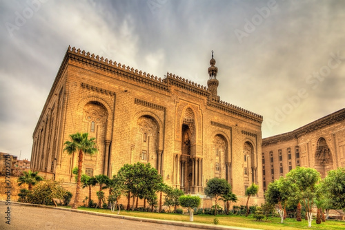 Poster Al Rifai Mosque in Cairo - Egypt