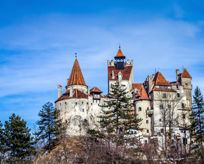 Bran,Transylvania,Romania,a castle of legends,myths,vampires