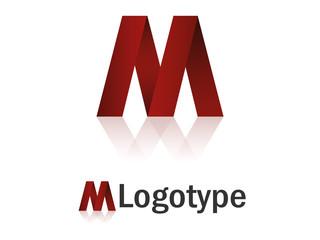Red logotype