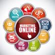 marketing online - 77034761