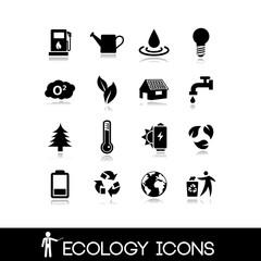 Ecology icons set 2