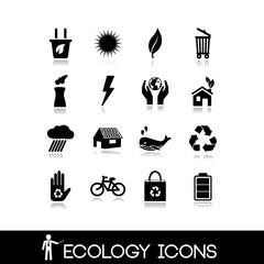 Ecology icons set 10
