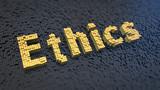 Ethics cubics poster