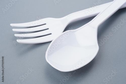 plastic cutlery - 77039348