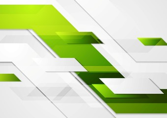 Green tech corporate motion background