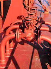 three shut-off valve