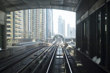 Dubai railway station