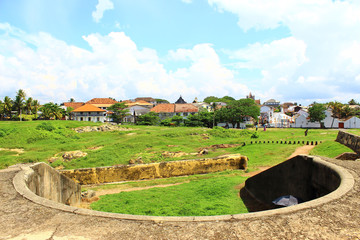 Бастион, форт Галле, Шри-Ланка