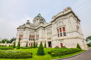The Ananta Samakhom Throne Hall in Bangkok, Thailand