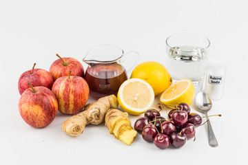 Common home remedy to treat gout inflammation