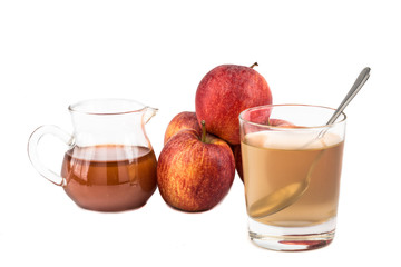 Apple Cider Vinegar, a home remedy for gout inflammation