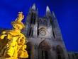 Obrazy na płótnie, fototapety, zdjęcia, fotoobrazy drukowane : Burgos cathedral.