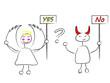 Engel Teufel