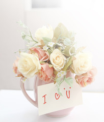 roses Valentine's day