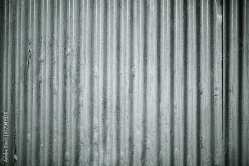 Foto op Canvas Wand Roof Pattern Background Wallpaper Texture Concept