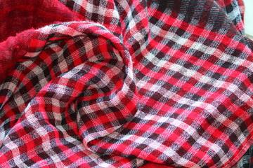 Pattern weaving crafts folk