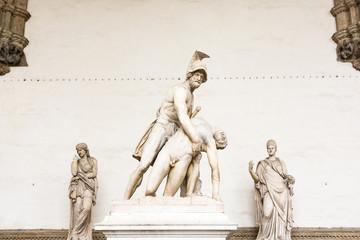 Florence,loggia dei Lanzi