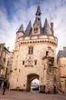 Porte Cailhau à Bordeaux